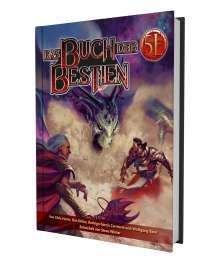 Dan Dillon: Das Buch der Bestien (5E), Buch