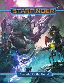 Alexander Augunas: Starfinder Alienarchiv 2, Buch
