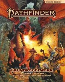 Logan Bonner: Pathfinder 2 - Grundregelwerk, Buch