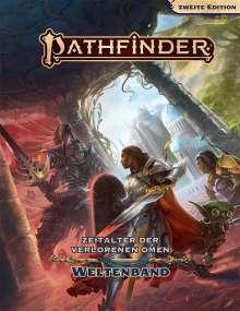 Tanya Depass: Pathfinder 2 - Zeitalter der Verlorenen Omen (Weltenband), Buch