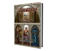 Robert Adducci: Pathfinder 2 - Zeitalter dVO: Götter & Magie, Buch