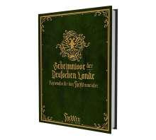 Mirko Bader: HeXXen 1733: Geheimnisse der Dt. Lande - Regionalia Meister, Buch