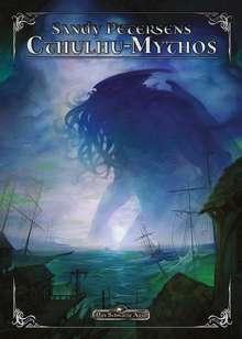 Sandy Petersen: DSA5 Mythos: Sandy Petersens Cthulhu Mythos, Buch