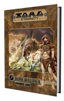 James Dawsey: Torg Eternity - Delphi Missionen: Das Lebende Land, Buch