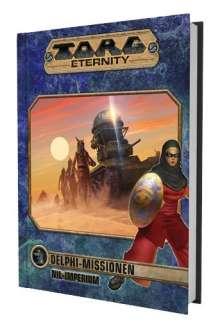 Greg Gorden: Torg Eternity - Delphi Missionen: Das Nil-Imperium, Buch
