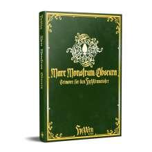 Raphael Brack: HeXXen 1733: Mare Monstrum Obscura, Buch