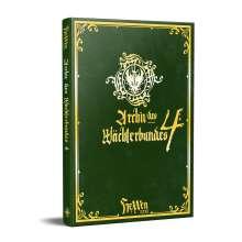 Jens Thomä: HeXXen 1733: Archiv des Wächterbundes 4, Buch