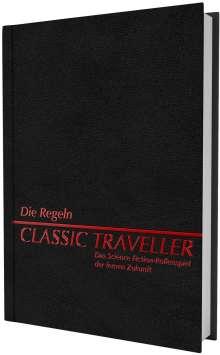 Marc W. Miller: Classic Traveller - Die Regeln, Buch