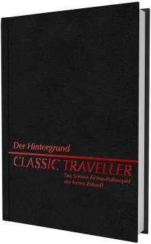 Werner Fuchs: Classic Traveller - Der Hintergrund, Buch