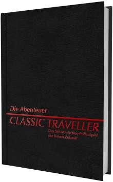 Marc W. Miller: Classic Traveller - Die Abenteuer, Buch