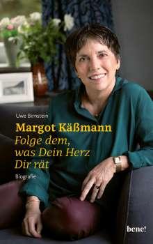 Uwe Birnstein: Margot Käßmann, Buch