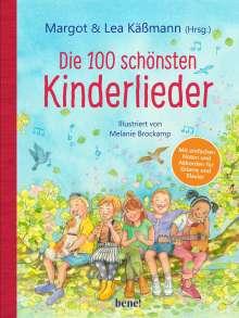 Die 100 schönsten Kinderlieder - Mit einfachen Noten und Akkorden für Gitarre und Klavier, Buch