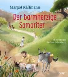 Margot Käßmann: Der barmherzige Samariter, Buch