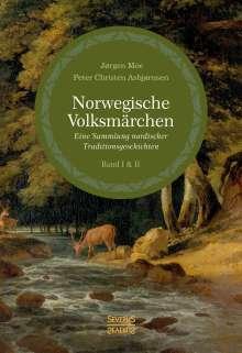 Peter Christen Asbjørnsen: Norwegische Volksmärchen Band I und II, Buch