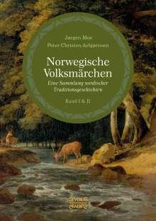 Jörgen Moe: Norwegische Volksmärchen I und II, Buch