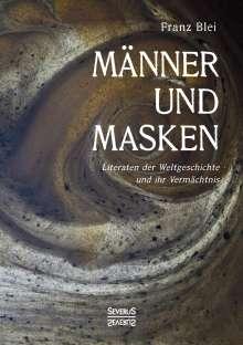 Franz Blei: Männer und Masken, Buch