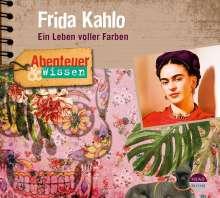 Berit Hempel: Abenteuer & Wissen: Frida Kahlo, CD