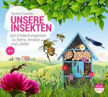 Sandra Doedter: Unsere Insekten, CD