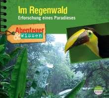 Theresia Singer: Abenteuer & Wissen: Im Regenwald, CD