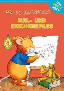 Leo Lausemaus Mal- und Zeichenspaß, Buch