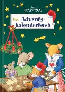 Leo Lausemaus - Mein Adventskalenderbuch, Buch
