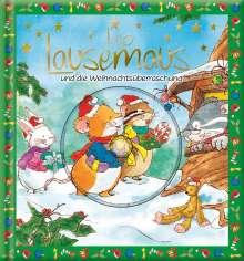 Leo Lausemaus und die Weihnachtsüberraschung, Buch