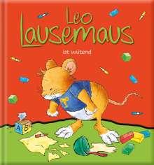 Sophia Witt: Leo Lausemaus ist wütend, Buch
