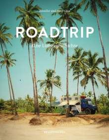 Jennifer Glas: Roadtrip - Eine Liebesgeschichte, Buch