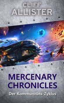 Cliff Allister: Mercenary Chronicles, Buch