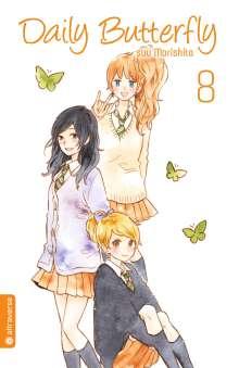 Suu Morishita: Daily Butterfly 08, Buch