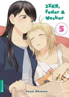 Yayoi Ohsawa: 2ZKB, Feder & Wecker 05, Buch