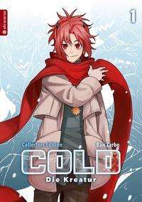 Ban Zarbo: Cold - Die Kreatur Collectors Edition 01, Buch