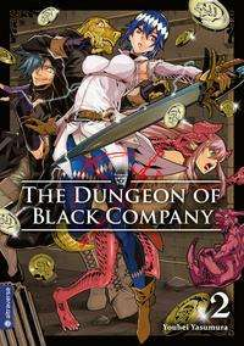 Youhei Yasumura: The Dungeon of Black Company 02, Buch