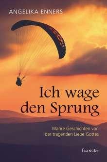 Angelika Enners: Ich wage den Sprung, Buch