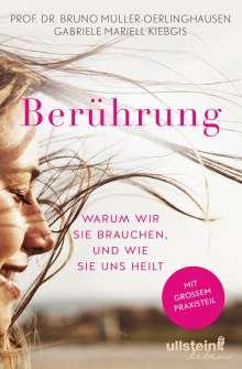 Bruno Müller-Oerlinghausen: Berührung, Buch
