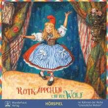Jacob Grimm: Rotkäppchen und der Wolf, CD