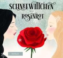 Brüder Grimm: Schneewittchen und Rosenrot, CD