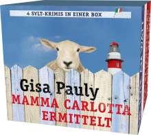 Neue Fälle für Mamma Carlotta, 24 CDs