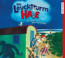 Gisa Pauly: Die Leuchtturm-HAIE. Die Jagd nach dem Perlendieb, 2 CDs