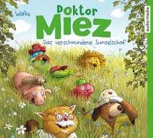 Walko: Doktor Miez - Das verschwundene Sumselschaf, CD
