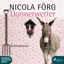 Nicola Förg: Donnerwetter, 5 CDs