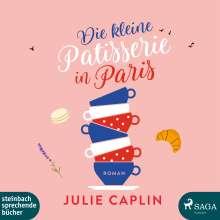 Julie Caplin: Die kleine Patisserie in Paris, CD