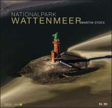 Nationalpark Wattenmeer 2020 - Großformatkalender, Diverse