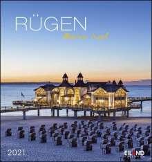 Rügen... meine Insel 2021 - Postkartenkalender, Kalender