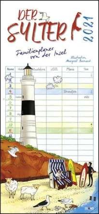 Der Sylter 2021, Kalender