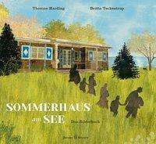 Thomas Harding: Sommerhaus am See, Buch