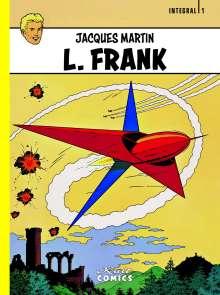 Jacques Martin: L. Frank Integral 1, Buch