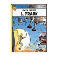 Jacques Martin: L. Frank Integral 4, Buch
