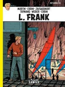 Jacques Martin: L. Frank Integral 6, Buch