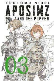 Tsutomu Nihei: Aposimz - Land der Puppen 3, Buch